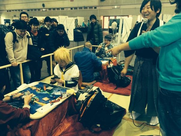 Tatami Match