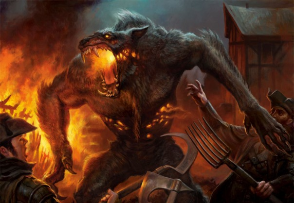 Smoldering-Werewolf-Eldritch-Moon-MtG-Art